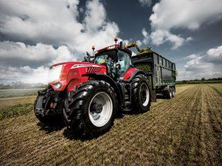 Tractor Demo Campaign